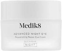 Parfémy, Parfumerie, kosmetika Noční regenerační oční krém - Medik8 Advanced Night Eye