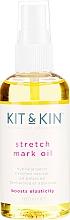 Parfémy, Parfumerie, kosmetika Organický olej proti stríím - Kit and Kin Stretch Mark Oil