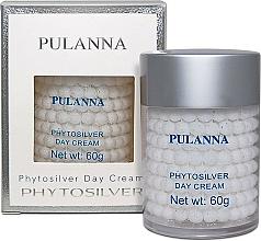 Parfémy, Parfumerie, kosmetika Hydratační krém na bázi stříbra - Pulanna Phytosilver Moisturizing Cream