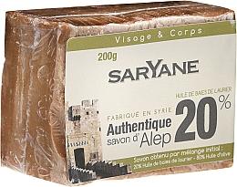 Parfémy, Parfumerie, kosmetika Mýdlo - Saryane Authentique Savon DAlep 20%