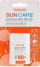 Parfémy, Parfumerie, kosmetika Opalovací krém ve stiku SPF50+ - Floslek Sun Care Protective Stick SPF50+