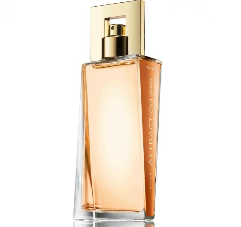 Avon Attraction Rush for Her - Parfémovaná voda — foto N1