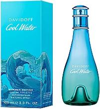 Parfémy, Parfumerie, kosmetika Davidoff Cool Water Woman Summer 2019 - Toaletní voda