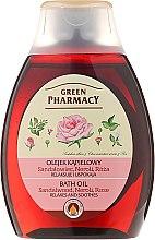 Parfémy, Parfumerie, kosmetika Olej do sprchy a koupele Sandal, neroli a růže - Green Pharmacy