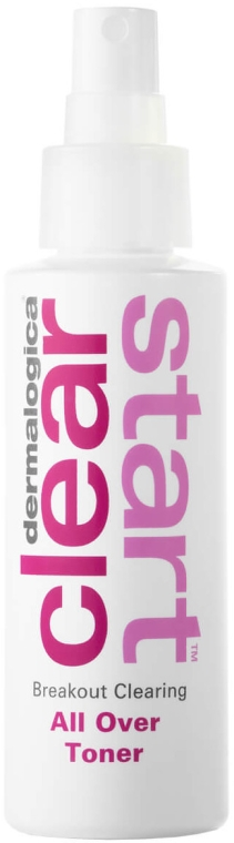 Čisticí toner proti zánětům - Dermalogica Clear Start Breakout Clearing All Over Toner