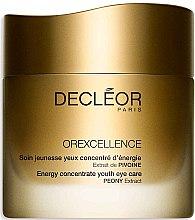 Parfémy, Parfumerie, kosmetika Omlazující krém na oči - Decleor Orexcellence Energy Concentrate Youth Eye Care