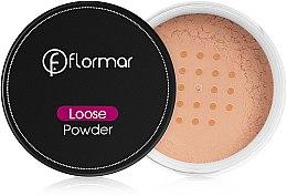 Parfémy, Parfumerie, kosmetika Pudr - Flormar Loose Powder