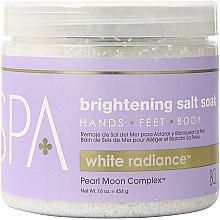 Parfémy, Parfumerie, kosmetika Mořská sůl - BCL Spa White Radiance Brightening Salt Soak