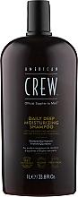 Parfémy, Parfumerie, kosmetika Hluboce hydratační šampon - American Crew Daily Deep Moisturizing Shampoo