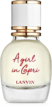 Parfémy, Parfumerie, kosmetika Lanvin A Girl in Capri - Toaletní voda