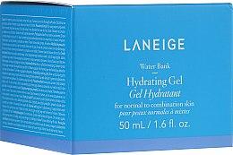 Parfémy, Parfumerie, kosmetika Hydratační gel pro normální až kombinovanou pleť - Laneige Water Bank Hydrating Gel