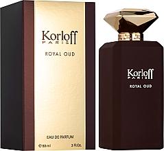 Korloff Paris Royal Oud - Parfémovaná voda — foto N2