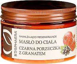 Parfémy, Parfumerie, kosmetika Tělový olej z černého rybízu a granátu - Bosphaera