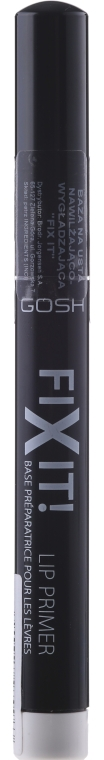 Báze pro hydratace a vyhlazování rtů - Gosh Fix It Lip Primer