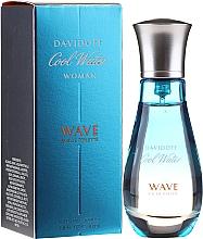 Parfémy, Parfumerie, kosmetika Davidoff Cool Water Wave Woman 2018 - Toaletní voda