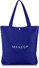 """Parfémy, Parfumerie, kosmetika Nákupní taška výrazně modrá """"Easy Go"""" - MakeUp"""