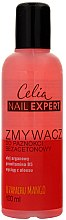 "Parfémy, Parfumerie, kosmetika Tekutina pro odstranění laku ""Mango"" - Celia Nail Expert"