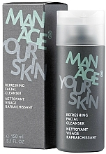 Parfémy, Parfumerie, kosmetika Osvěžující a čisticí pleťový gel - Dr. Spiller Manage Your Skin Refreshing Facial Cleanser