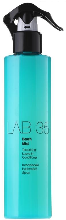 Strukturační sprej-konecionér na vlasy - Kallos Cosmetics Lab 35 Beach Mist Leave in Conditioner — foto N1