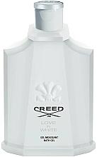 Parfémy, Parfumerie, kosmetika Creed Love in White - Sprchový gel