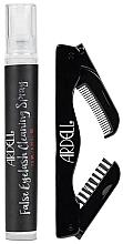 Parfémy, Parfumerie, kosmetika Sada - Ardell False Eyelash Cleaning Kit (spray/7.5ml + cleaning/tool/1pcs)