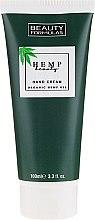 Parfémy, Parfumerie, kosmetika Krém na ruce s konopím olejem - Beauty Formulas Hemp Beauty Oil Hand Cream