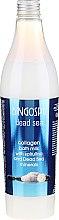 Parfémy, Parfumerie, kosmetika Koupelové mléko s minerály z Mrtvého moře - BingoSpa Dead Sea Collagen Milk Bath