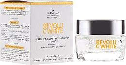 Parfémy, Parfumerie, kosmetika Obnovující krém na obličej - Farmona Professional Revolu C White Blemish Reducing Cream SPF30