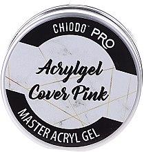 Parfémy, Parfumerie, kosmetika Gel na nehty - Chiodo Pro Acryl Gel Cover Pink