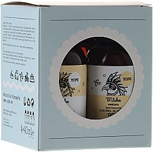Parfémy, Parfumerie, kosmetika Sada - Yope Verbena (h/balm/40ml + sh/gel/40ml + shm/40ml + cond/40ml)