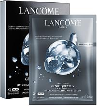 Parfémy, Parfumerie, kosmetika Maska na kontury očí, 4ks - Lancome Genifique Hydrogel Melting Eye Mask