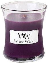 Parfémy, Parfumerie, kosmetika Vonná svíčka ve sklenici - WoodWick Hourglass Candle Spiced Blackberry