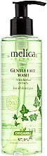 Parfémy, Parfumerie, kosmetika Jemný čisticí prostředek na obličej s rostlinnými extrakty - Melica Organic Gentle Face Wash