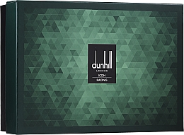 Parfémy, Parfumerie, kosmetika Alfred Dunhill Icon Racing Gift Set For Men - Sada (edp/100ml + after shave/90ml + show/gel/90ml + bag)