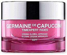 Parfémy, Parfumerie, kosmetika Krém proti vráskám - Germaine de Capuccini TimExpert Rides Soft Global Cream Wrinkles