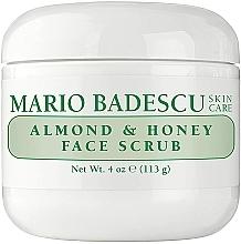 Parfémy, Parfumerie, kosmetika Neabrazivní pleťový peeling - Mario Badescu Almond & Honey Non Abrasive Face Scrub