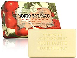 "Parfémy, Parfumerie, kosmetika Mýdlo ""Rajče"" - Nesti Dante Horto Botanico Pomodoro Soap"