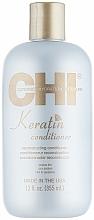 Parfémy, Parfumerie, kosmetika Obnovující kondicionér na vlasy s přírodním keratinem CHI Keratin - CHI Keratin Conditioner