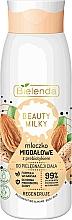 Parfémy, Parfumerie, kosmetika Tělové mléko - Bielenda Beauty Milky Regenerating Almond Body Milk