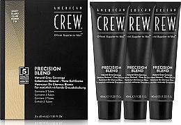 Parfémy, Parfumerie, kosmetika Maskovací systém šedivých vlasů - American Crew Precision Blend Light