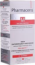 Parfémy, Parfumerie, kosmetika Krém na strie - Pharmaceris M Foliacti Stretch Mark Prevention Cream