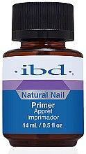 Parfémy, Parfumerie, kosmetika Kyselá báze pod lak - IBD Natural Nail Primer