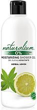 Parfémy, Parfumerie, kosmetika Sprchový gel - Naturalium Herbal Lemon Shower Gel