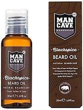 Parfémy, Parfumerie, kosmetika Olej na bradu - Man Cave Blackspice Beard Oil