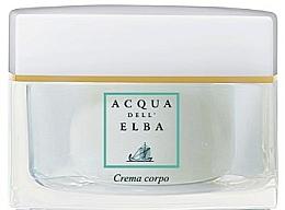 Parfémy, Parfumerie, kosmetika Acqua Dell Elba Essenza Men - Tělový krém s kyselinou hyaluronovou