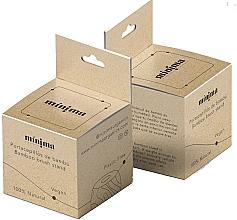 Parfémy, Parfumerie, kosmetika Bambusový stojan na zubní kartáčky - Minima Organics