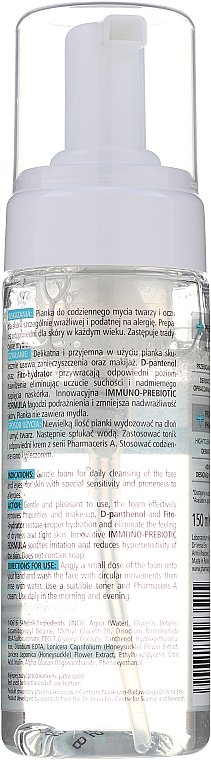 Jemná čisticí pěna - Pharmaceris A Puri Sensilium Soothing Foam — foto N2