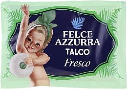 Parfémy, Parfumerie, kosmetika Tělový pudr - Felce Azzurra Talc for the body Refill