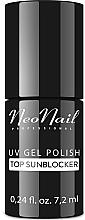 Parfémy, Parfumerie, kosmetika Svrchní lak s ochranou proti slunci - NeoNail Professional Top Sunblocker