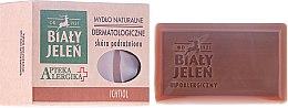 Parfémy, Parfumerie, kosmetika Dermatologické mýdlo s ichtyolem - Bialy Jelen Apteka Alergika Soap